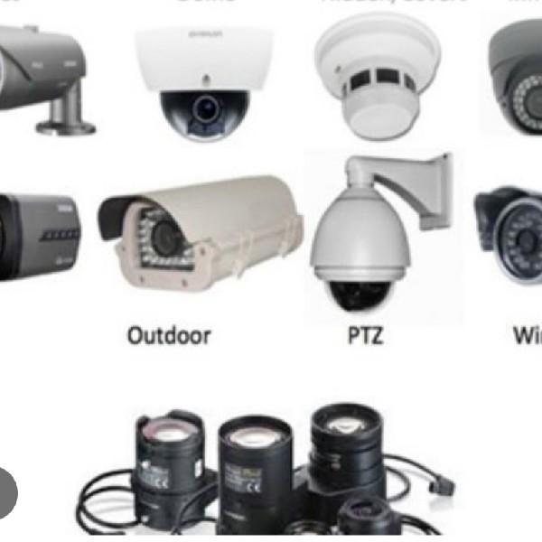 فروش ویژه تابستانه انواع دوربین های مداربسته دید درشب