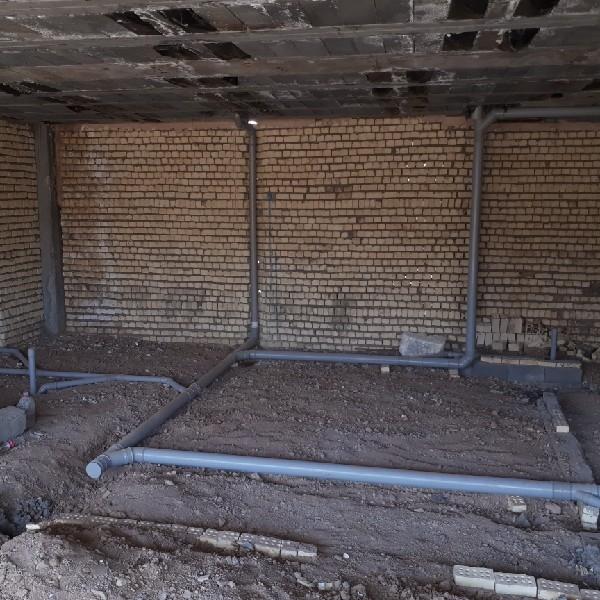 اجرای تاسیسات ساختمان در اصفهان